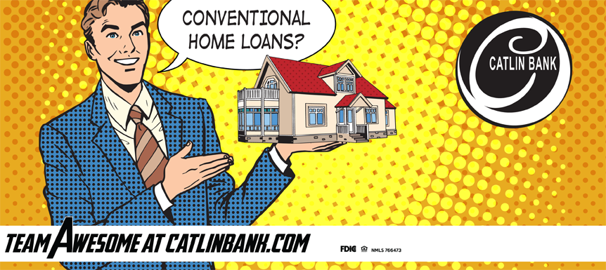 Catlin Bank - Conventional Home Loans